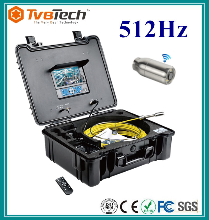 2017 New Pipe Camera for Sewer Inspection Camera