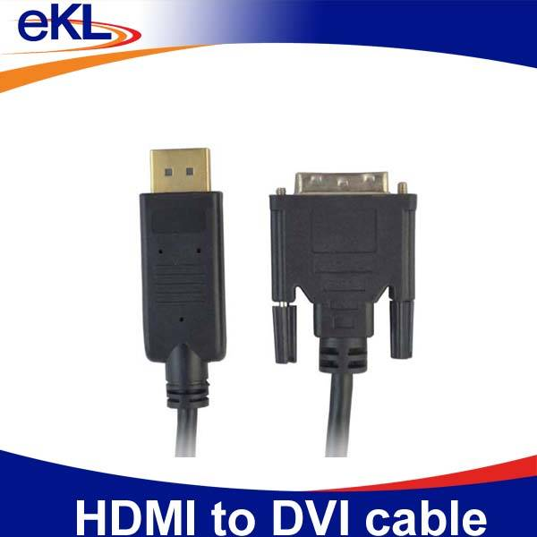High quality HDMI to DVI connector adaptor shenzhen manufacturer
