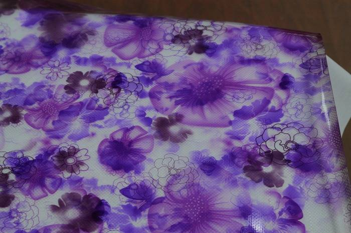 PVC tablecloth transparent plastic thick