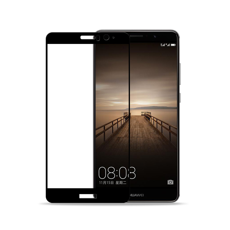 0.33mm 2.5D Full Cover Tempered Glass Screen Protector For Huawei Mate 9