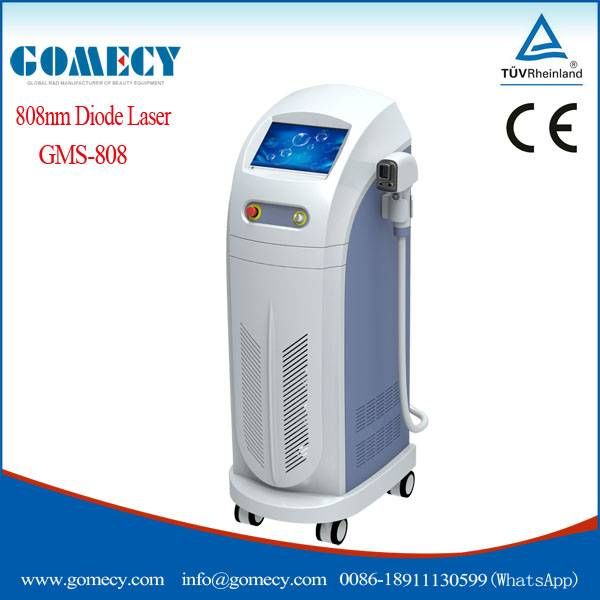 808nm 800W laser diode hair removal machine