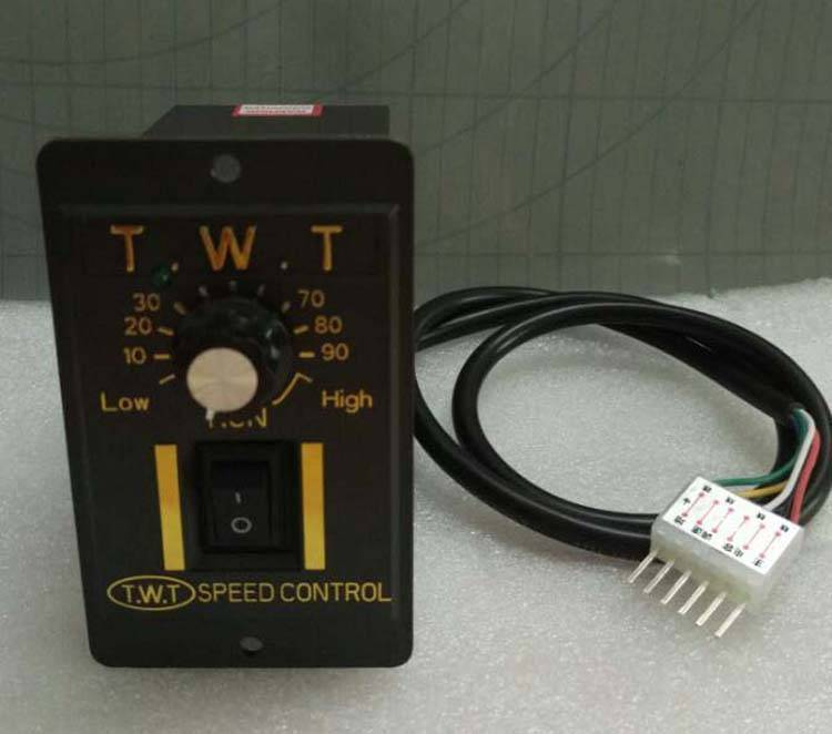 US-52 ac motor speed motor controller to control the switch