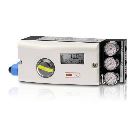 ABB valve positioner V18346-103015400