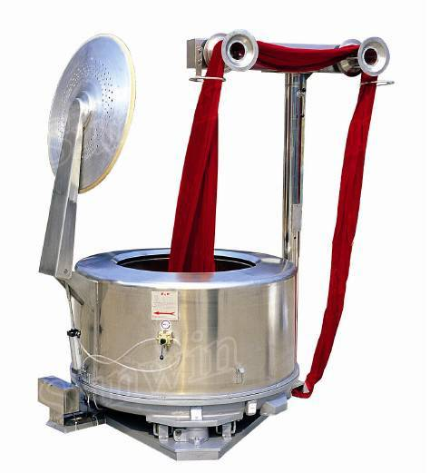 Automatic Hydro Extractor for fabric