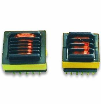 High Frequency/Low Profile Modem Coupling Transformers for AC/DC Switching Power Supplier