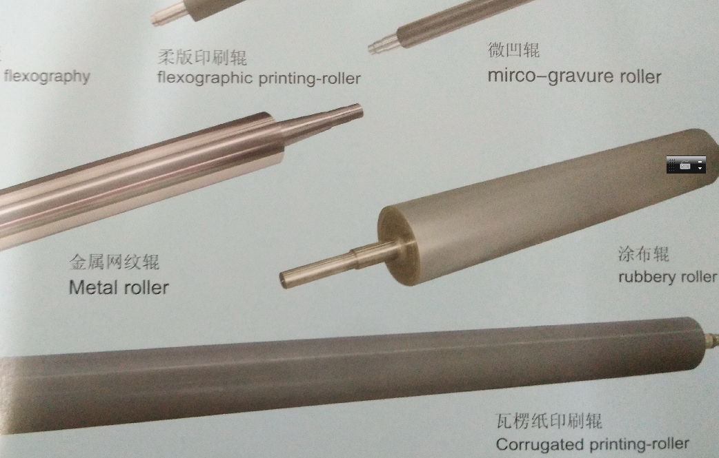ceramic anilox cylinder