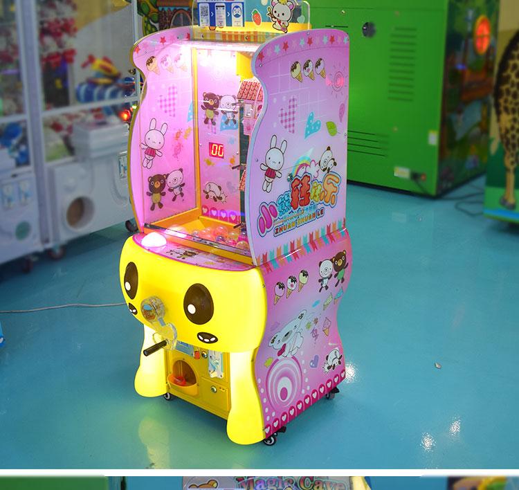 kids for fun gashapon climbing game gifts pushing machine