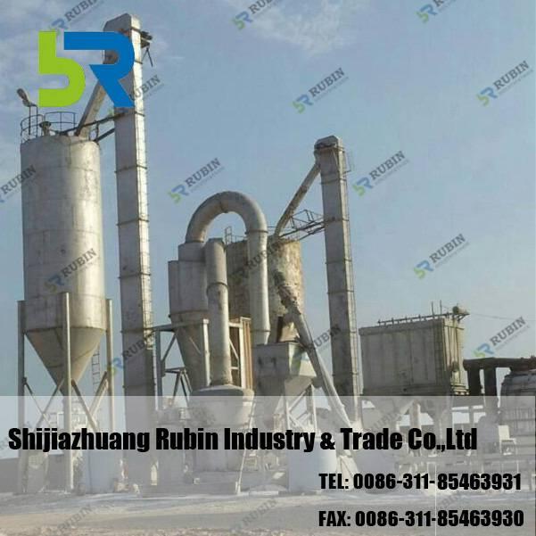 Low Investment Gypsum Powder Manufacturing Machine