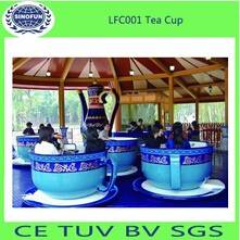 [Sinofun Rides]Newest design fairground rides for sale tea cup rides coffee cup rides