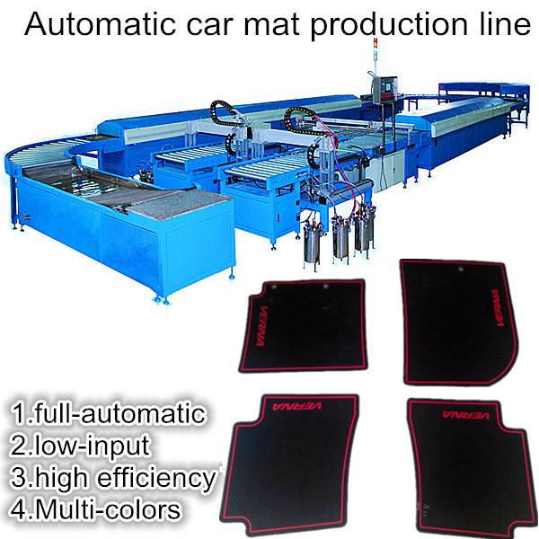 car mat machine