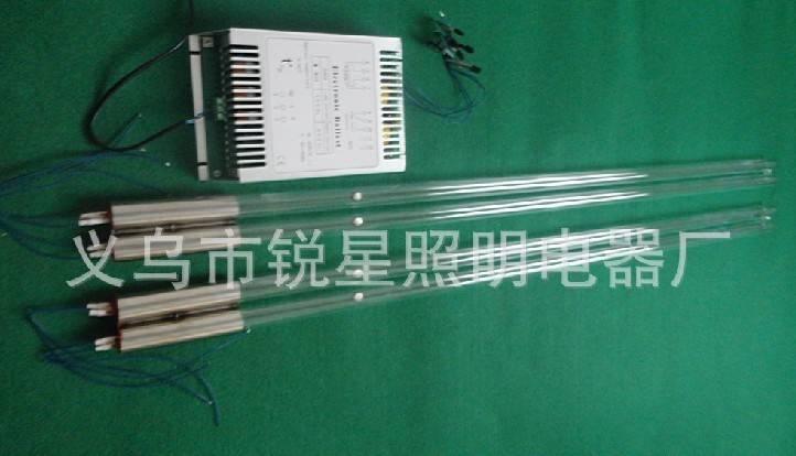 U type high power ( band 254) quartz ultraviolet germicidal lamp