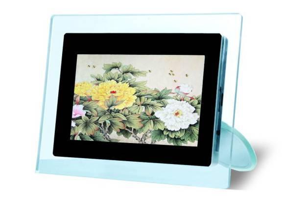 """GB-381A    (7"""" digital photo frame)"""