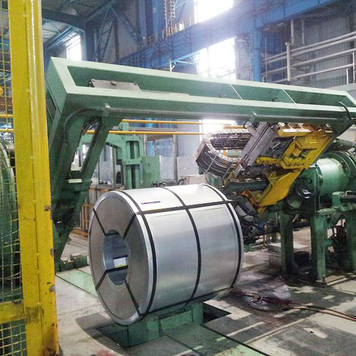 Seamless Joint Type Automatic Steel Strapping Equipment For Through Eye Bundling