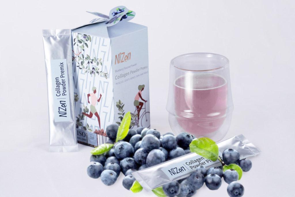 Nizen Collagen Powder Premix