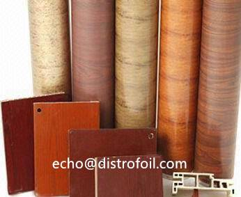 Wood grain,640mm width hot stamping foil for MDF
