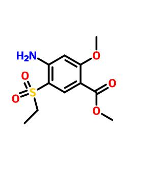 Methyl 4-amino-5-ethylsulfonyl-2-methoxybenzoate