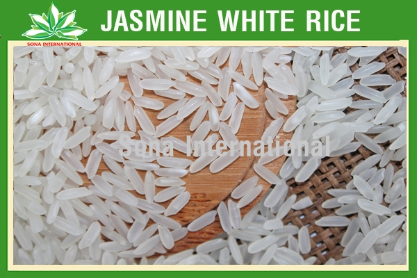JASMINE GRAIN WHITE RICE 5% BROKEN - SELLING 2000MT RICE - FROM VIETNAM
