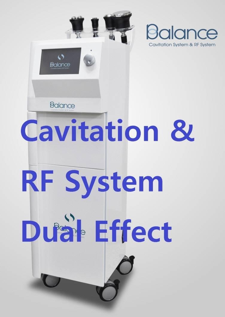 Balance RF Cavitation Body Slimming device