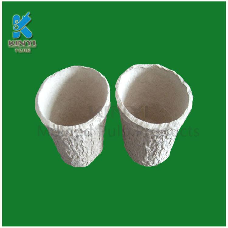 Biodegradable paper pulp tray,flower pots, nursery pots