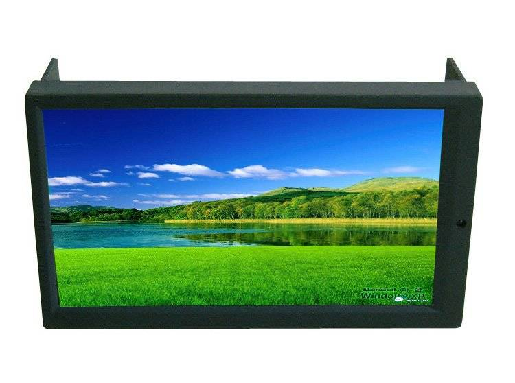 """7"""" Touch Screen Double DIN LED 2Din In-dash Car Monitor for Car PC 2 DIN Touch Panel Carputer Displa"""