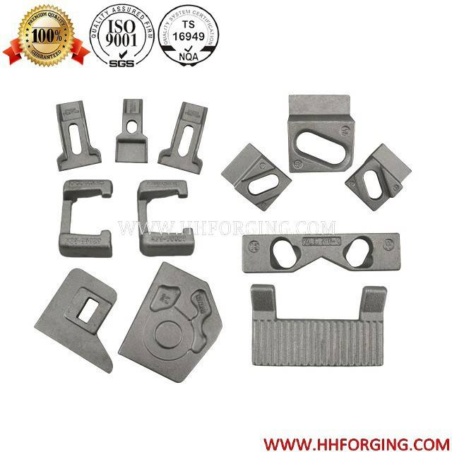 OEM High Quality Forged Railway Parts