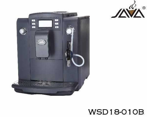 WSD18-010B Fully Auto Coffee Machine for office,hotel and restaurant use
