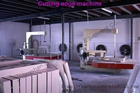 Bathroom Equipment/Bathtub Machine/Cutting edge machine