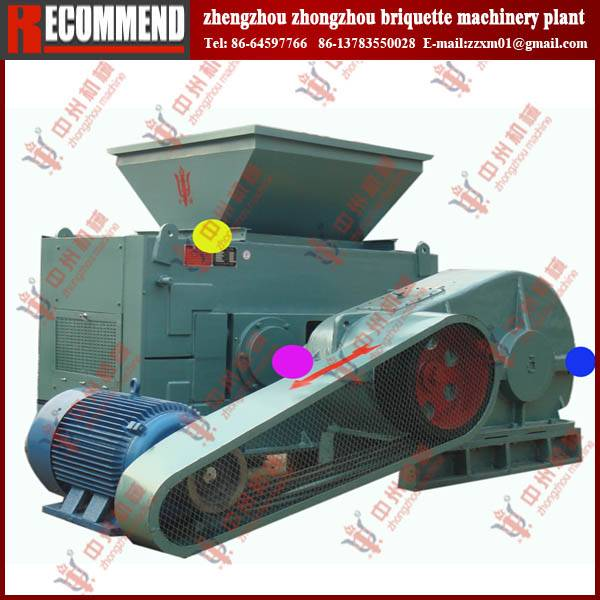 Gypsum powder briquette machine--Zhongzhou 86-13783550028
