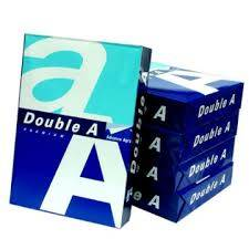 Premium Double A Copy Paper A4 70gsm/75gsm/80gsm Available