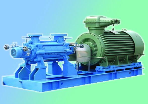 High Pressure Multi-Stage Casing Pumps (API 610 BB4)