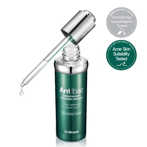 [Dr.Oracle] Antibac Greentherapy Pore Tightening Ampoule