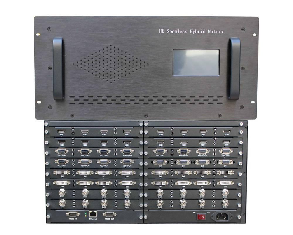 Seamless Hybrid Matrix 32x32
