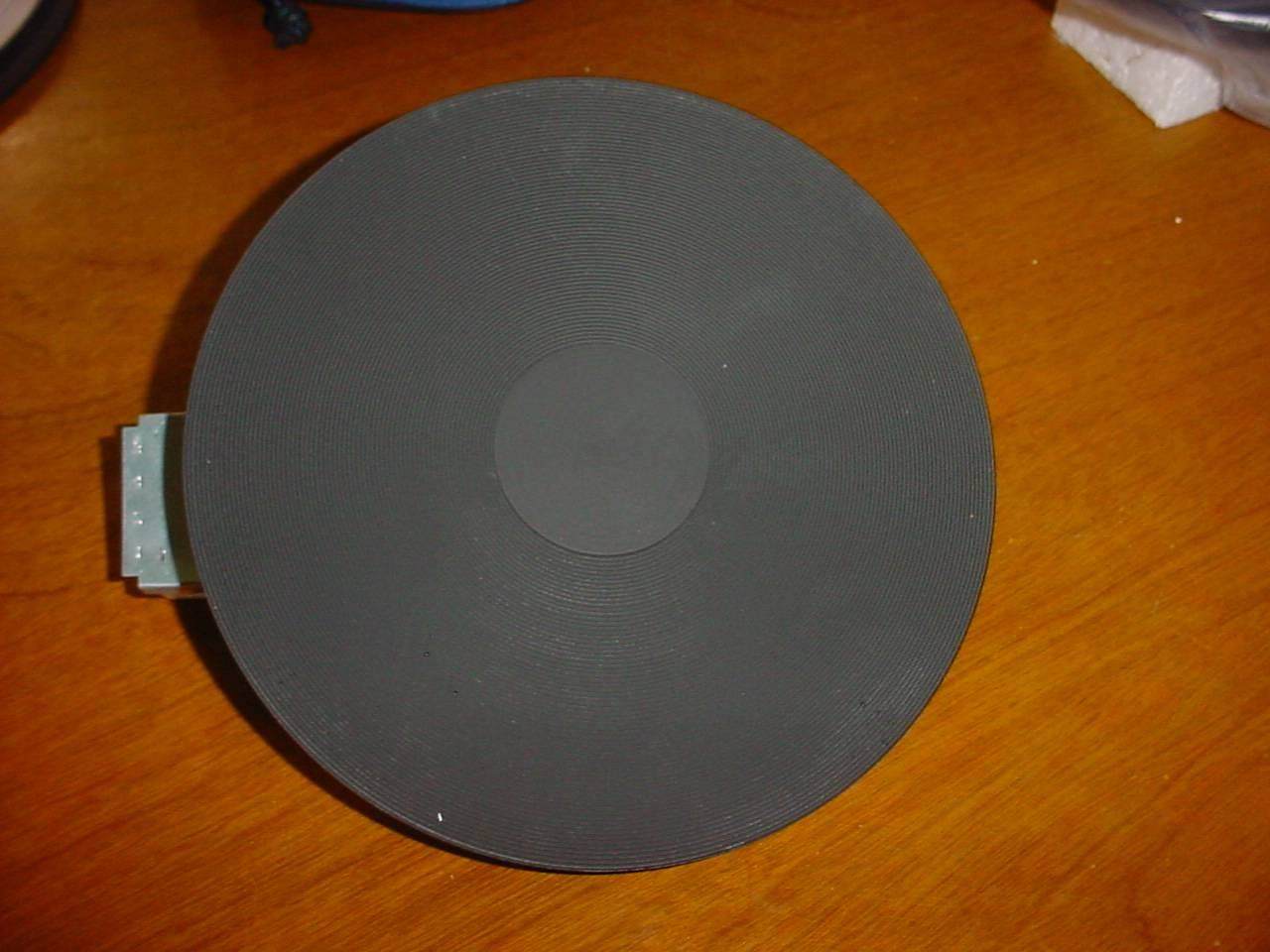 Hot plate in Induction Cooker Parts