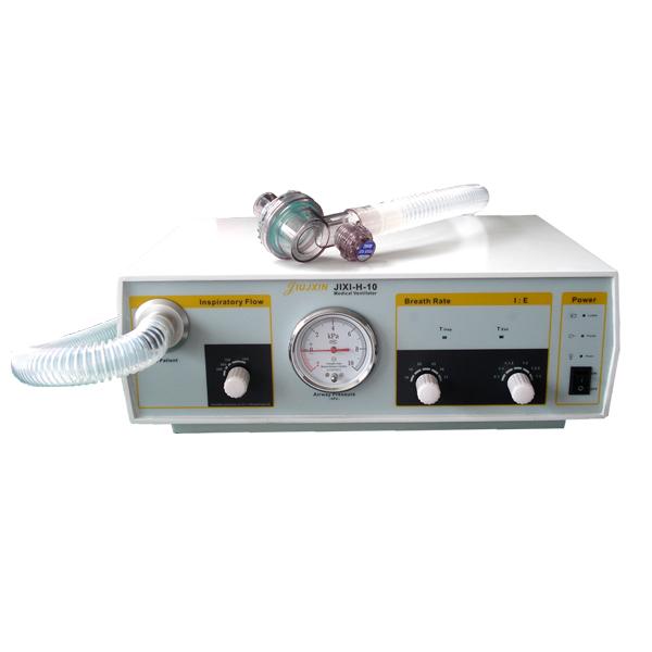 Simple medical emergency ventilator