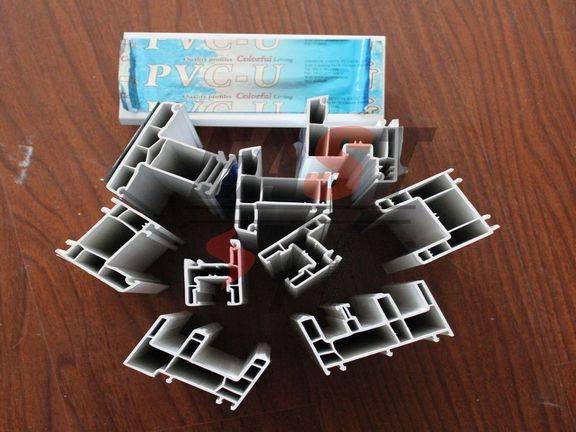 East PVC Profile for PVC Window & Door (1.8mm-2.7mm)