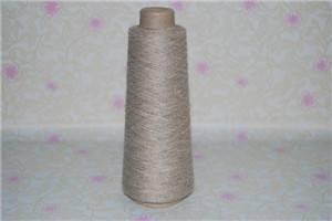 15NM/1 100% Flax Yarn In Semi-bleach