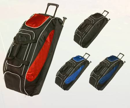 wholesale wheeled baseball bag