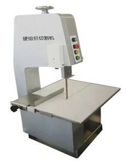 sclerous tissue microtome / hard tissue microtome / bone cutting machine
