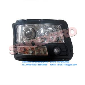 shacman  DZ93189722010 The cab headlight