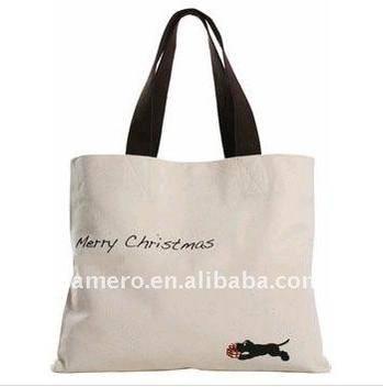 Durable Promotional Logo Printed Cotton Bag Carnas bag