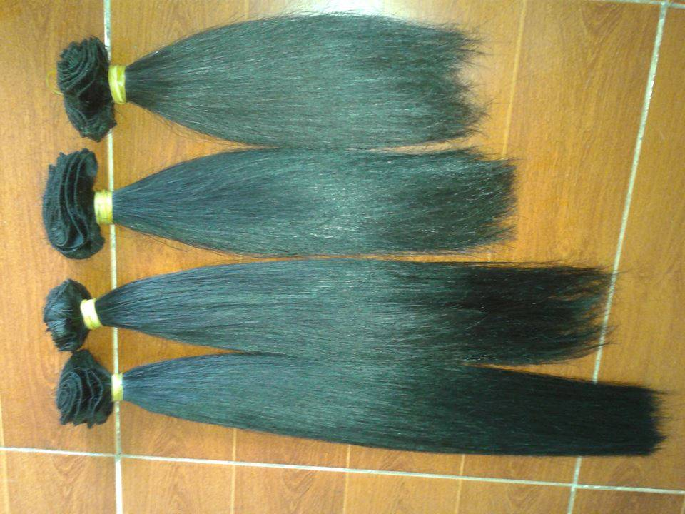 8A top quality unprocessed raw 100% human straight virgin Vietnamese hair