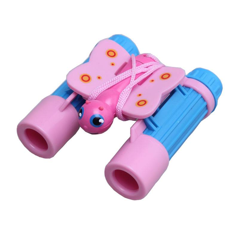 Good quality butterfly toy binoculars for promotion