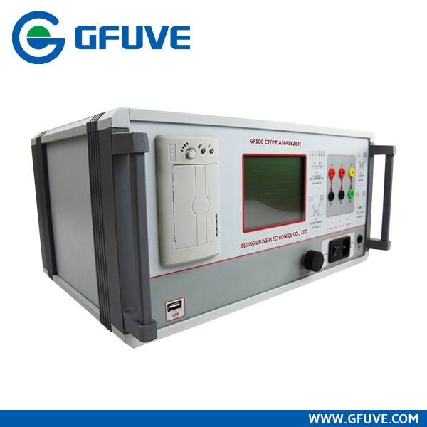 GF106 CT PT ANALYZER