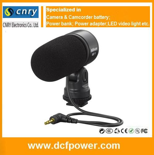 Wholesale Portable Loudspeaker Microphone Me-1 for Nikon DSLR Camera Camcorder DV