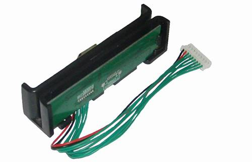 magnetic stripe reader module