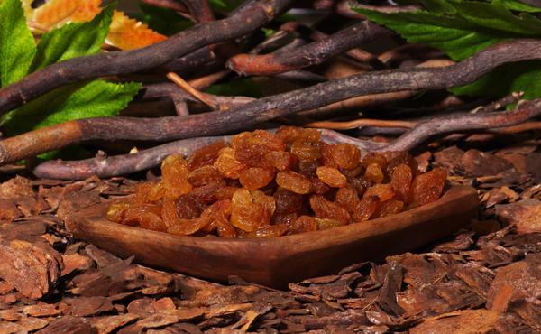Dried sultanas