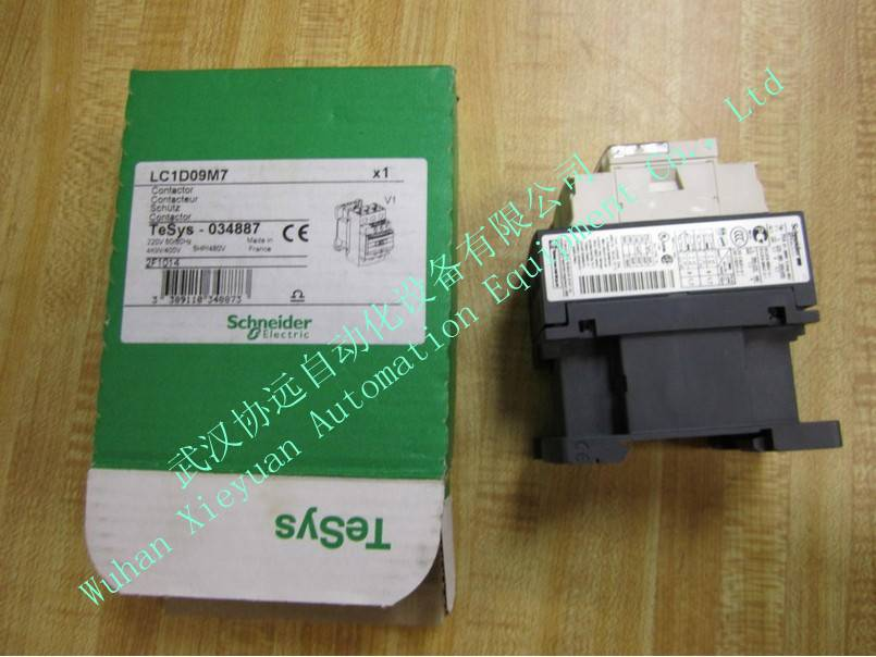 Schneider Electric CONTACTOR LC1 D09M7