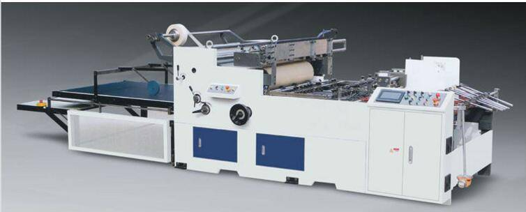 LC-650/1080 Automatic Double Channel Window Filming Machine