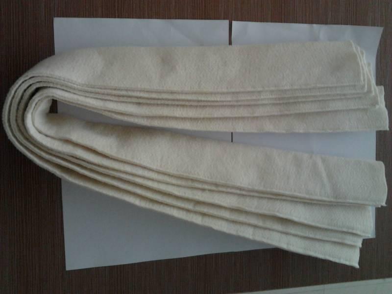 Meta-aramid spacer sleeves