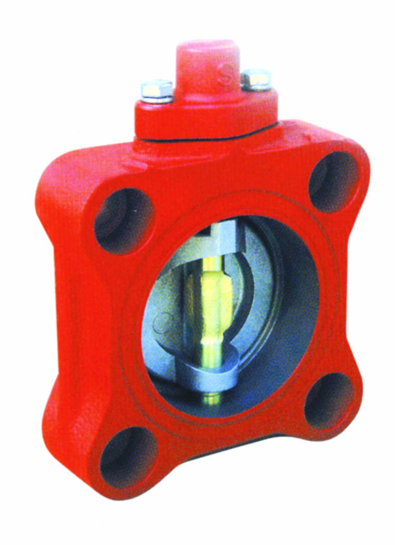 "Transformer oil shut off valve 3""- DN80 Radiator valve"